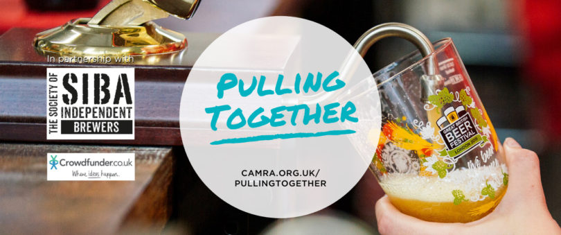 #PullingTogether